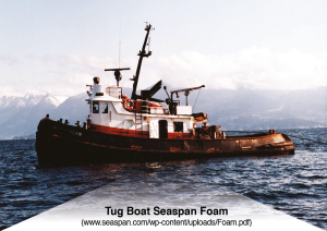 PIC 10 - Ship-2-Shore Seaspan Foam