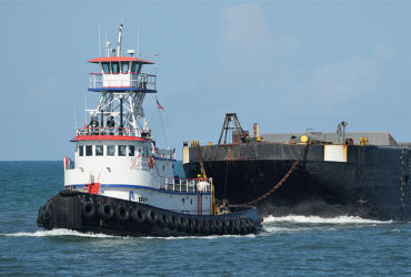 Rust & Corossion Prevention for  Marine, workboats, barges, military, coast guard, navigation markers