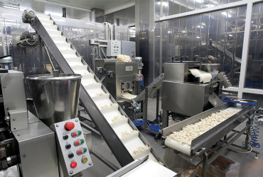 Food processing, food service & food retail equipment & facilities