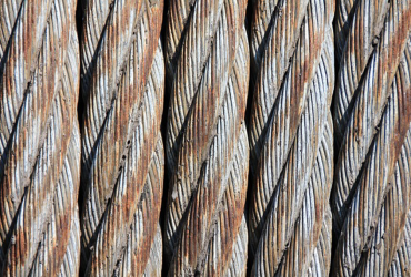Wire rope, steel & stainless steel wire, cable & rigging, rust & corrosion prevention
